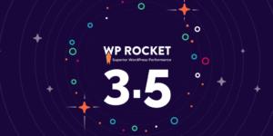 WP-Rocket 3.5
